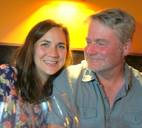 Melissa Sanborn, Mike Pearson.JPG